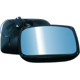 APŠ  UNIVERSALUS (šildomas12-24v) panoraminis veidrodis 225x165 mm