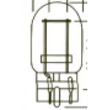Lemputė vieno kontakto T20 12V 21W  įkišama (W21W cokolis W3X16d)