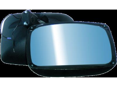 A – P UNIVERSALUS (nešildomas) panoraminis veidrodis 225x165 mm