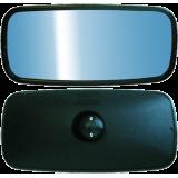 A – 8 UNIVERSALUS (nešildomas) pusiau sferinis veidrodis 355x175 mm
