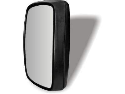 DAF XF 105 šildomas veidrodis su varikliu 411x228 mm